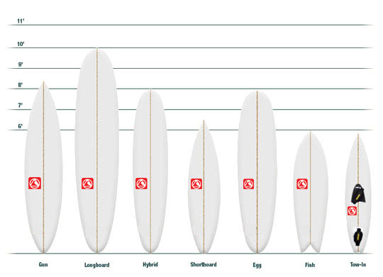 Beginner Surfboard Guide